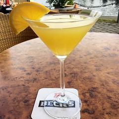 lufthansacocktail #cocktail