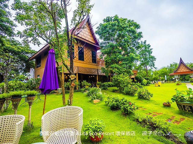 泰國安帕瓦住宿 Asita Eco Resort 環保飯店 71