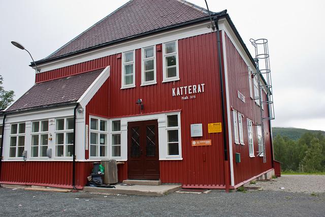 Katterat station