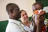 FOCSIV - Marco Alban al Centro malnutriti