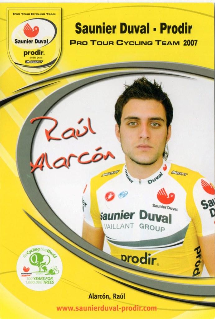 Raul Alarcon - Saunier Duval Prodir 2007