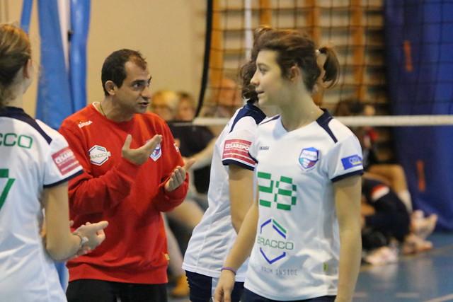 U13 Bianca 19 Novembre 2016 Pro Patria Volley Gonzaga Volley 2 - 1