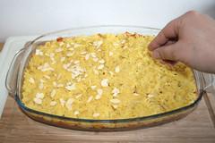 46 - Mit Mandeln bestreuen / Dredge with almonds
