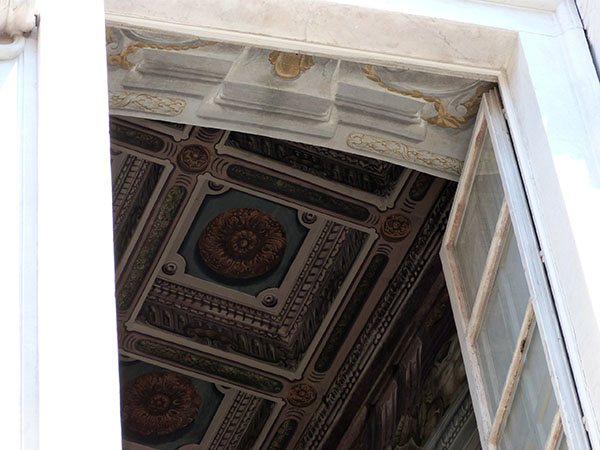 plafonds palais
