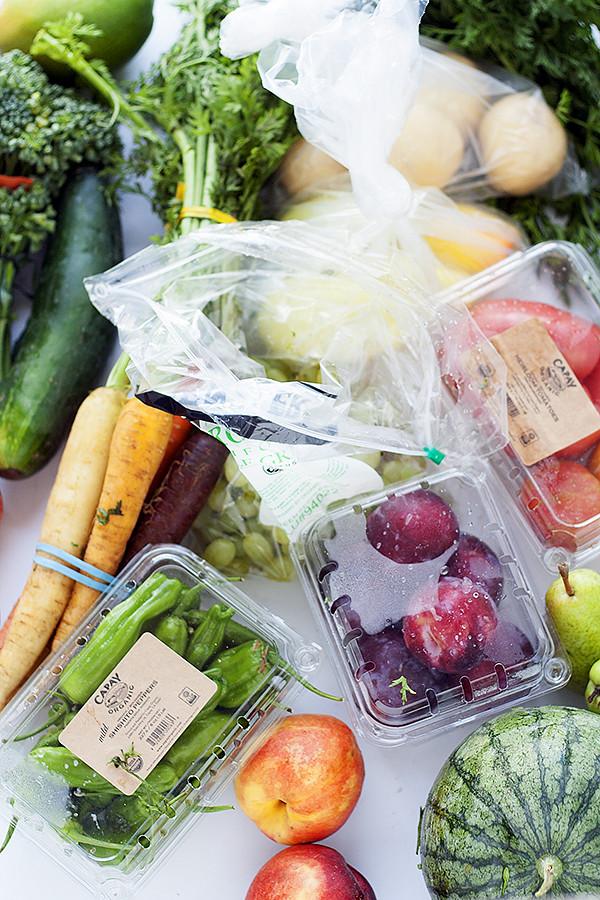 Farm Fresh to You produce