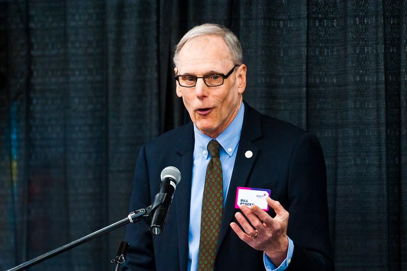 Calgary Public Library CEO Bill Ptacek