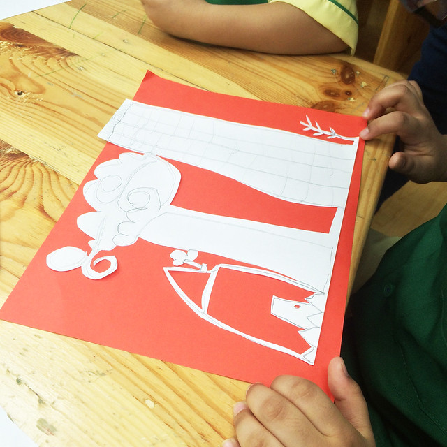 Papercutting Demo