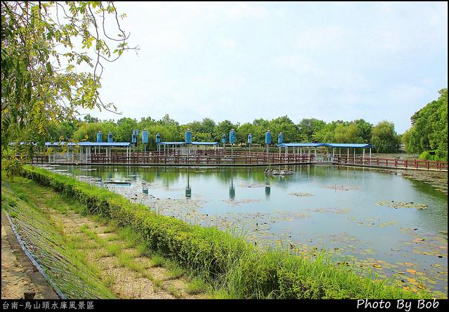 台南-烏山頭水庫風景區23