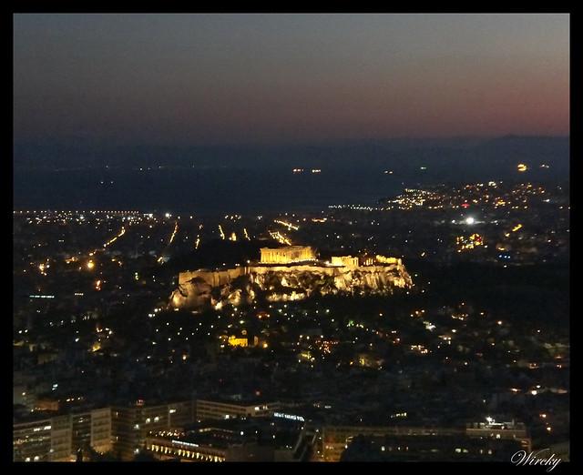 Grecia llegada Atenas