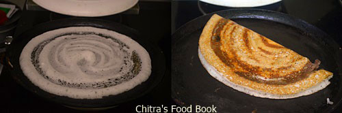 dosa batter recipe with rice flour and urad dal