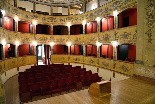 city italy town europe theatre sicily mazaradelvallo