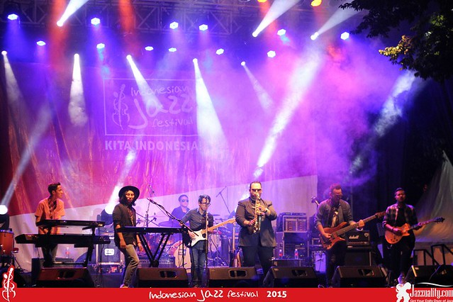 Indonesian Jazz Festival 2015 - TnD (1)
