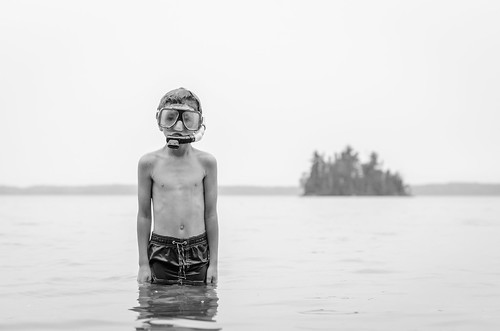 Jo the Snorkeler (i)