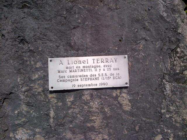 Lionel Terray Le Gua
