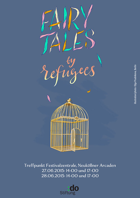 fairy tales by refugees