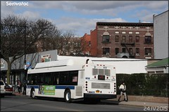 New Flyer C40LF - New York City Bus / MTA (Metropolitan Transportation Authority) n°469