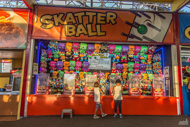 The Fair at the PNE 2015