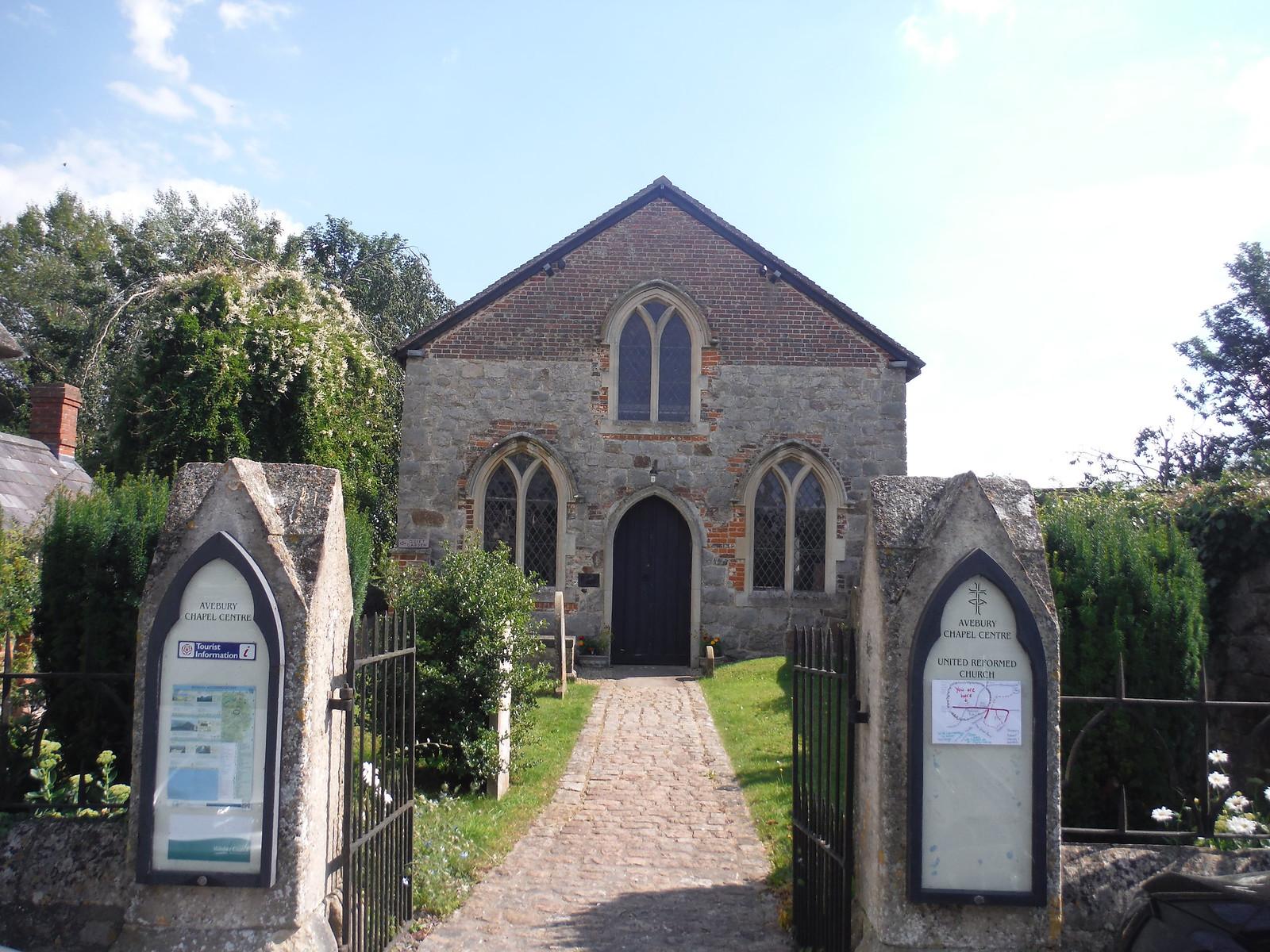 Chapel, Avebury SWC Walk 255 Pewsey or Marlborough Circular via Avebury