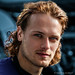 Sam Heughan by FotoFling Scotland