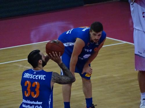 Telekom Baskets Bonn 89:75 Mitteldeutscher BC