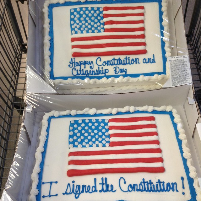 Constitution and Citizenship Day 2015