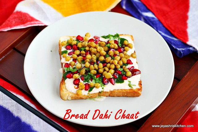 Bread- Chaat