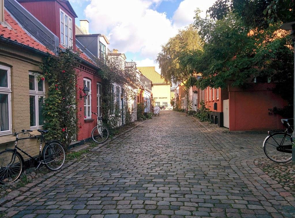 Møllestien - Aarhus