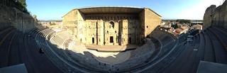 Image of Roman theatre. theatre roman