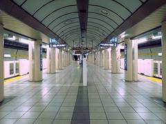 Nagatachō Station Y15 有楽町線 永田町駅
