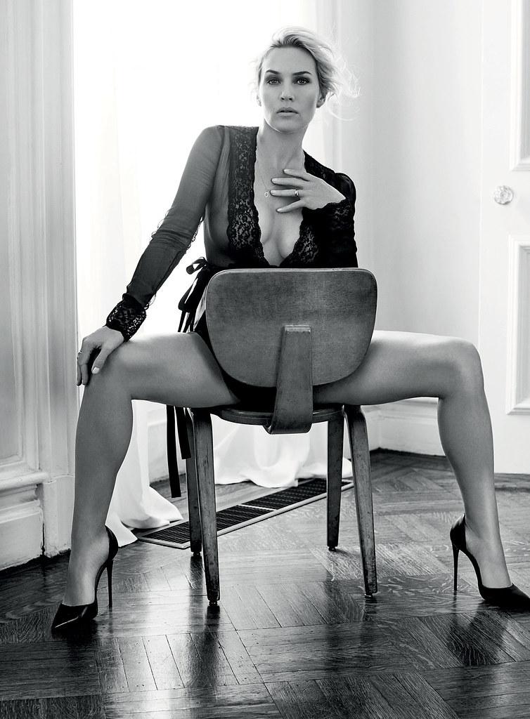 Кейт Уинслет — Фотосессия для «Esquire» UK 2015 – 5