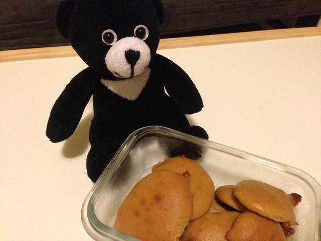 廚房習作:三成分孔雀餅乾