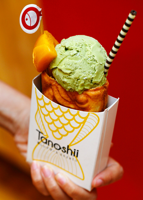 Red-Bean-Matcha-Taiyaki