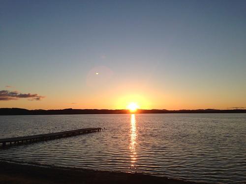 hokkaido-kuccharo-lake-sunset