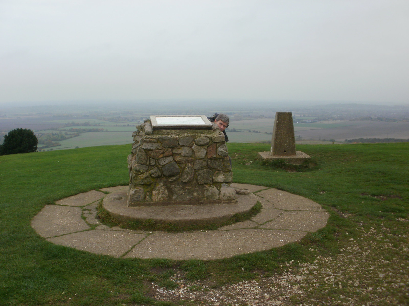 Ivinghoe Beacon OLYMPUS DIGITAL CAMERA