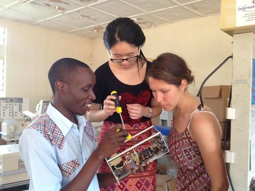 Summer Institute 2015 - Rwanda