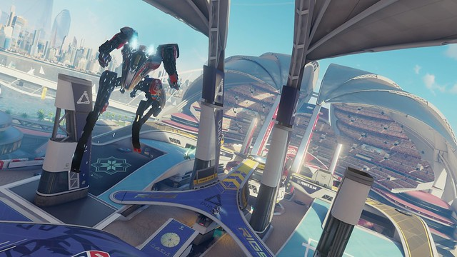 RIGS Mechanized Combat League, Image 04