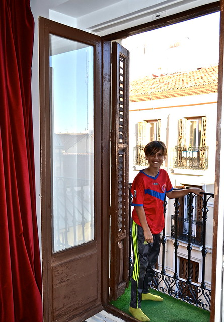 balcony - Where to Stay in Madrid - Only-Apartments