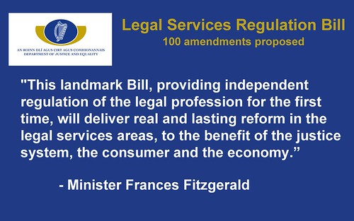 Legal Service Regulation Bill
