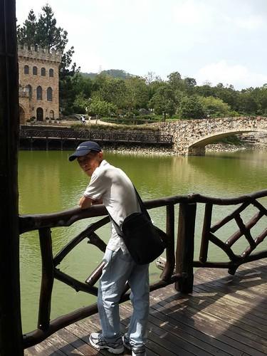 2旅遊景點自由行,台灣嬉遊記客製化行程任你搭--新社古堡 (2)