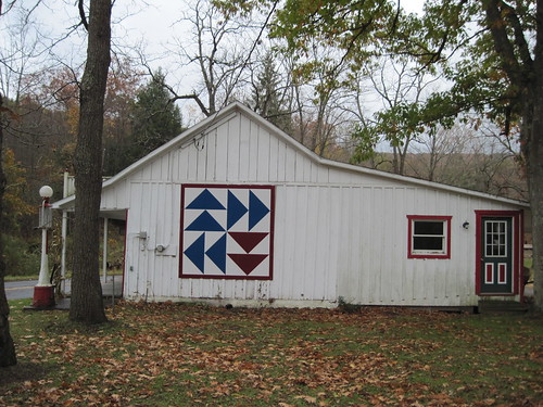 Flying Geese Barn Quilt