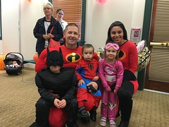 Chester Library 2015 Halloween Party