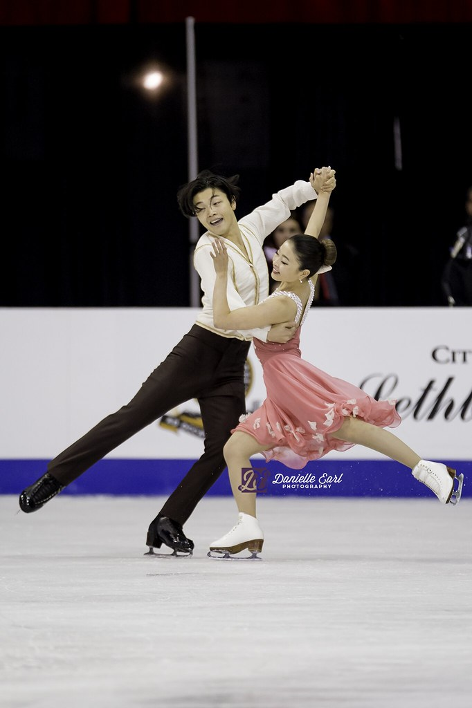 Skate Canada International Short Dance