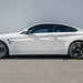 Alpine White F82 M4 | Macht Schnell Spacers by european auto source