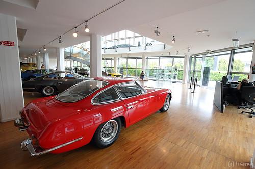 Museo Lamborghini 009