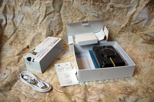 Unboxing Polaroid SNAP
