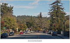 Ben Lomond, California