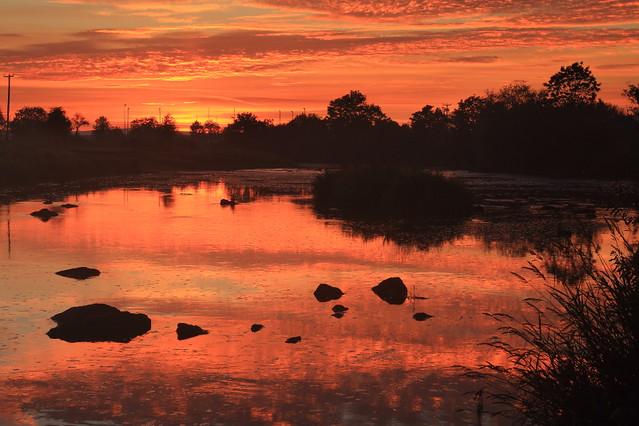 Castlederg Sunset
