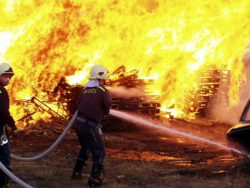 2004 - Zásahy hasičů