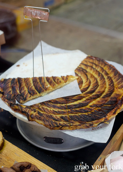 Fine apple tart by Flour and Stone at Rootstock Sydney 2015