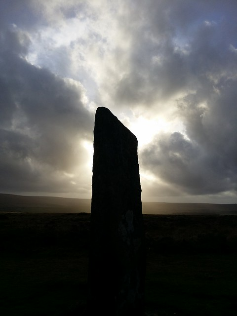Laughter Tor Standing Stone